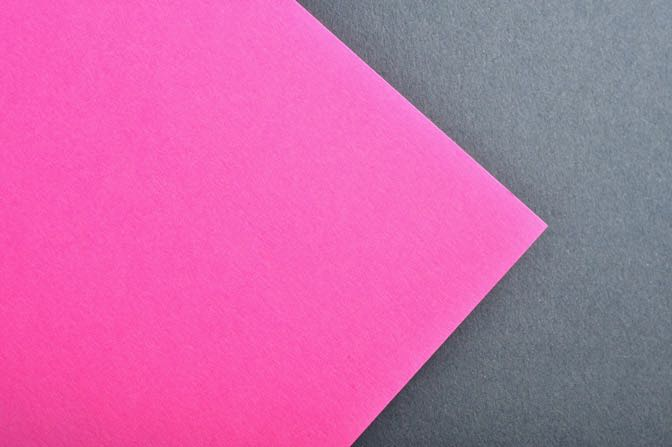 Pink Astrobright Business Card Stock