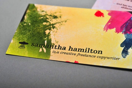 Full color business cards 136samantha hamilton 2 reheart Images